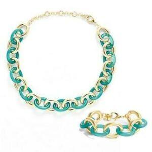 Lee by Lee Angel Mixed Media necklace Bracelet